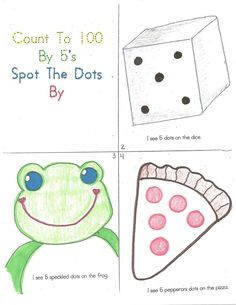Classroom Freebies: 100 Day Count by 5's booklet