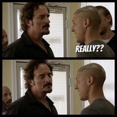 Tig / Kim Coates / Juice / Theo Rossi / Sons of Anarchy