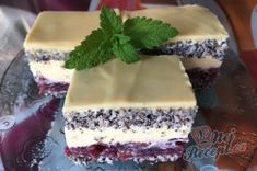 Czech Recipes, 20 Min, Mousse, Cherry, Food And Drink, Lady, Cookies, Kitchen, Mascarpone