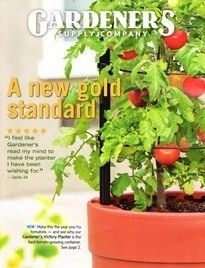 Request A Free Gardening Catalog From Gardener S Supply With