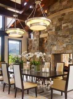 Роскошный дом Willoughby Way в США от Charles Cuniffe Architects | Мебель для Вашего дома