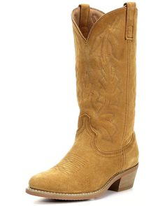 natural suede leather shaft with matching foot. Mens Suede Cowboy Boots, Western Boots For Men, Cowboy Boots Women, Cowgirl Boots, Suede Boots, Suede Leather, Riding Boots, Men's Boots, Cowboy Gear