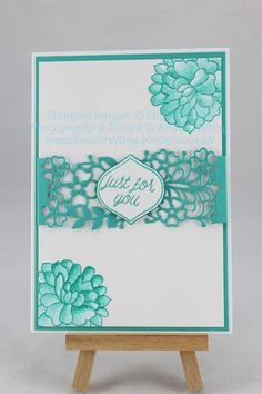 Some lovely cards with So In Love stamp set and So Detailed Thinlit dies from Stampin' Up! Paula Knall Independent Stampin' Up! Demonstrator