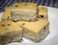 Easy Passionfruit Slice Bars Recipe - Food.com