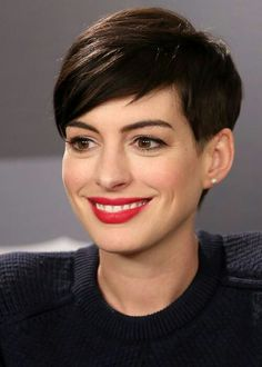 Anne Hathaway - fun and Gorgeous!