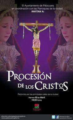 Procesión de los Cristos en Pátzcuaro el Viernes Santo, un evento para disfrutar en la Semana Santa, durante tu próxima estancia en Hotel Mansión Iturbe.