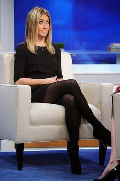 Jennifer Aniston Legs | Celebrity Legs and Feet in Tights: Jennifer Aniston`s Legs and Feet in ...