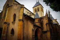 Église Saint-Eucaire - Metz France