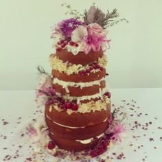 Beauty at it's finest.  Cake Design : Lily Vanilli