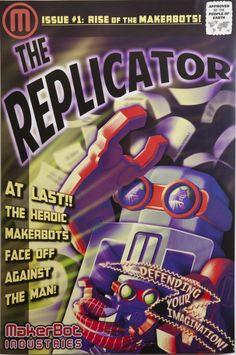 MakerBot - The Replicator