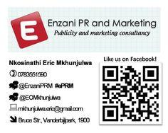 #ePRM Business card