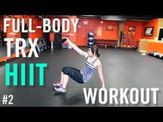 CRAZY 30 Minute TRX Full-Body Workout #2 - YouTube