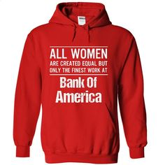 NEW-Bank of America T Shirt, Hoodie, Sweatshirts - t shirt design #shirt #fashion