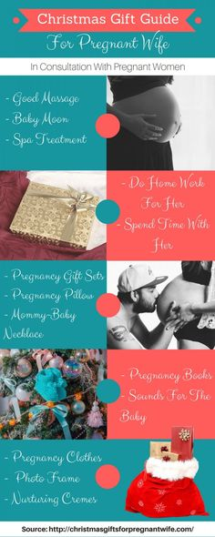 Best Christmas Gifts For Pregnant Wife