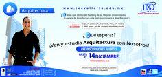 ¿Te gustaría estudiar Arquitectura? Conoce el plan de estudios de esta carrera en el ITS Puerto Vallarta