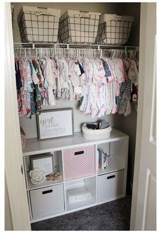 Baby Nursery Diy, Baby Bedroom, Baby Boy Rooms, Diy Baby, Floral Nursery, Diy Girl Nursery Decor, Baby Room Ideas For Girls, Baby Girl Bedroom Ideas, Nursery Room Ideas