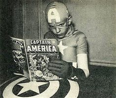 Old Times - Captain America