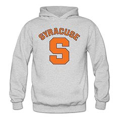 XJBD Womens Syracuse S Logo University New Design Hooded Sweatshirt Ash Size S -- Continue to the product at the image link. (This is an affiliate link) University Hoodies, University Style, University Logo, University Fashion, Little Blue Trucks, Sweater Fashion, Active Wear For Women, Hooded Sweatshirts, Cool Designs