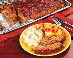 CAJUN MEATLOAF: ~ From Penzeys Spices.Com (HARVEST EDITION 2013) ~ Becky Von Seggern shares her recipe for comfort food with a kick. ~ Prep. time: 30 minutes Cooking time: 40 minutes Serves: 9