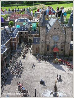 a miniature city, in the netherlands.  I would love to go there someday.  Plus, my husband is full-blooded Dutch.