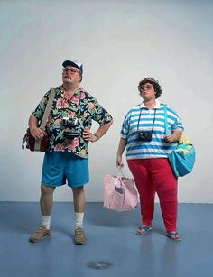 View Tourists II by Duane Hanson on artnet. Browse more artworks Duane Hanson from Saatchi Gallery. Human Sculpture, Sculpture Art, Clay Sculptures, Saatchi Gallery, Action Painting, Inspiration Mode, Wassily Kandinsky, Poses, Art Plastique