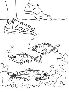 163 Best Sunday school coloring sheets images in 2019   Sunday ...