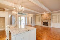 Homesite #1 - Kitchen / Family Room