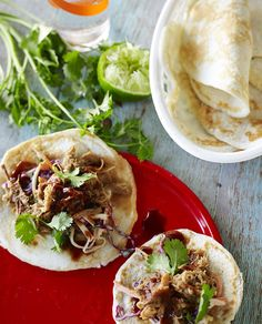Pulled Pork Tortillas | The Paleo Way