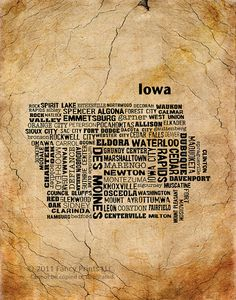 Iowa Artwork!