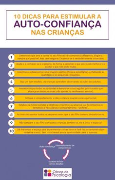 dicas-autoconfiança nas crianças Organize Life, Teaching Skills, Positive Discipline, Kids Education, Kids And Parenting, Activities For Kids, Psychology, Coaching, Homeschool