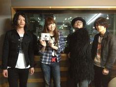 [Champagne]磯部寛之・白井眞輝・庄村聡康2012/4/17 Inter FM「Young Blood」