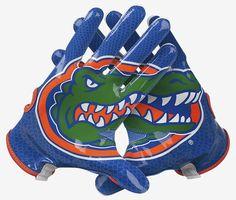 outlet store 4f87e 40b2b Nike Vapor Knit Gloves (Florida) Football Gloves, Football S, Football  Cleats,