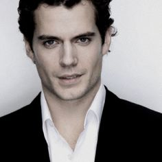 Henry Cavill as the vampire, Matthew Clairmont from the All Souls Trilogy.
