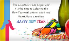 2013 Happy New Year Card.