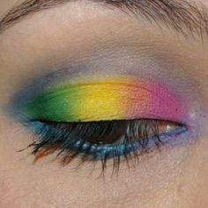 Chrystal Johns - Inglot Rainbow Collection