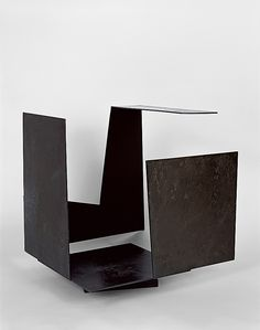 Collection Online | Jorge Oteiza. Empty Box with Large Opening (Caja vacía con gran apertura). 1958 - Guggenheim Museum