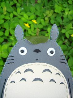 My Neighbor Totoro Coin Leatherette Purse