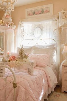 Tips And Techniques For shabby chic bedroom #shabbychicbedroom