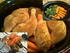 Pomalý hrnec | brydova.cz Multicooker, Crockpot, Chicken, Meat, Ph, Slow Cooker, Crock Pot, Crock, Cubs