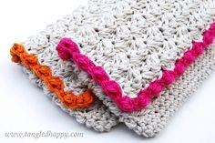Ravelry: Summer Clutch pattern by Sara Freisberg