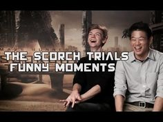 The Scorch Trials Funny Moments Part 1