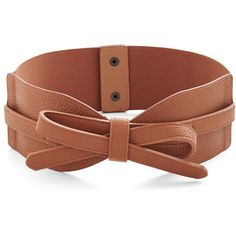 Best of Boston Belt by ModCloth (31 AUD) ❤ liked on Polyvore featuring accessories, belts, modcloth, tan, other accessory, elastic belt, floral belt, snap belt, tan belt and wide elastic belt