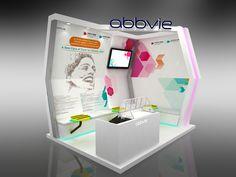 Small inline exhibit design