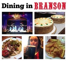 The Food Hussy!: Restaurant Reviews: Dining in Branson, MO