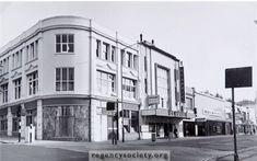 Now Waitrose! The Classic Cinema photographed in 1979 (Brighton and Hove) Brighton Rock, Brighton Charms, Brighton Houses, Brighton And Hove, Old Images, Old Photos, Vintage Photos, Seaside Shops, Art Deco Buildings