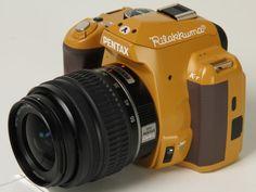 Pentax Reflex Camera