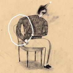 #sketch #illustrasjon #illustration #tegning @skinkeape
