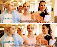 Chanel Oberlin in Scream Queens