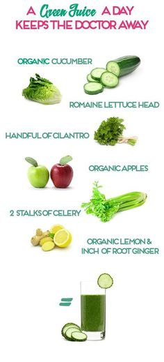 LIVER CLEANSING DETOX DRINK: A juice per day, keeps the Doctor away