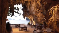 Fantastic Rayavadee Hotel On Railay Beach Thailand